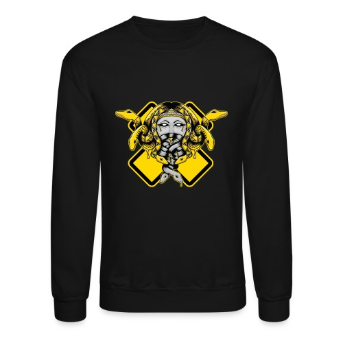 X-Alt Medusa - Crewneck Sweatshirt