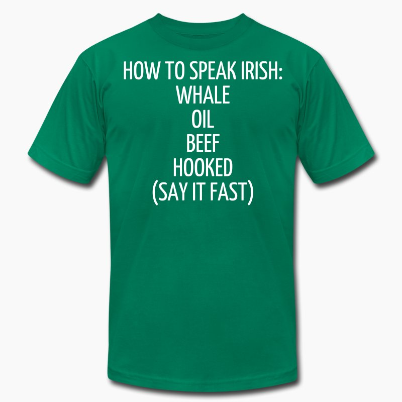 how to say in irish