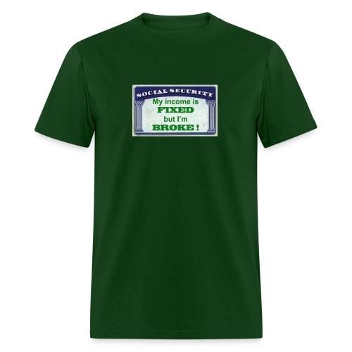 Mens Standard Weight Tee - Men's T-Shirt