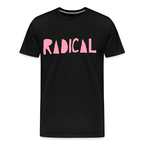 Radical Tee - Men's Premium T-Shirt