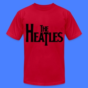 The Heatles T-Shirts - Men's T-Shirt by American Apparel