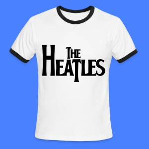 The Heatles T-Shirts - Men's Ringer T-Shirt
