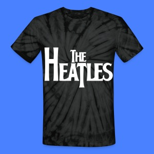The Heatles T-Shirts - Unisex Tie Dye T-Shirt