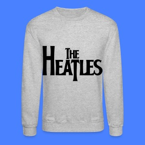 The Heatles Long Sleeve Shirts - Crewneck Sweatshirt