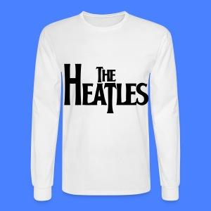 The Heatles Long Sleeve Shirts - Men's Long Sleeve T-Shirt