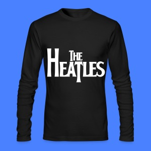 The Heatles Long Sleeve Shirts - Men's Long Sleeve T-Shirt by Next Level