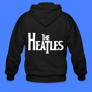 The Heatles Zip Hoodies & Jackets - Men's Zip Hoodie