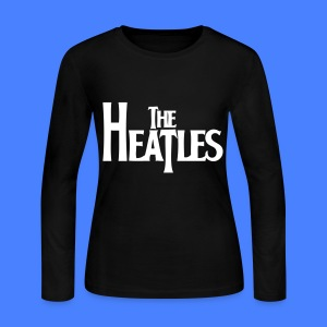 The Heatles Long Sleeve Shirts - Women's Long Sleeve Jersey T-Shirt