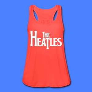 The Heatles Tanks - Women's Flowy Tank Top by Bella