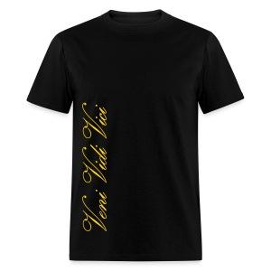 Zyzz T-Shirt Veni Vidi Vici - Men's T-Shirt