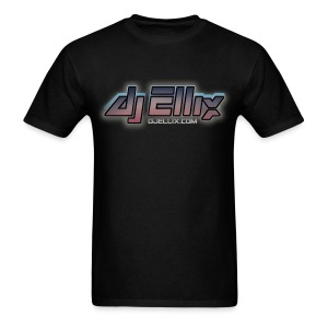 dj Ellix T-Shirt - Men's T-Shirt