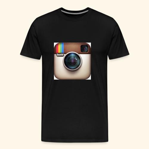 Instagram Shirt - Men's Premium T-Shirt