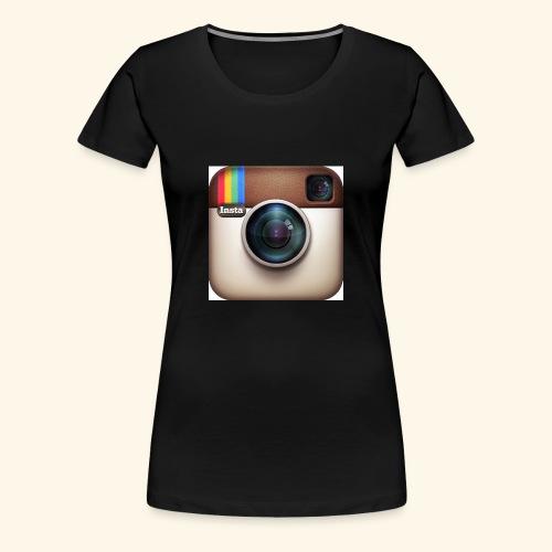 Instagram Shirt - Women's Premium T-Shirt