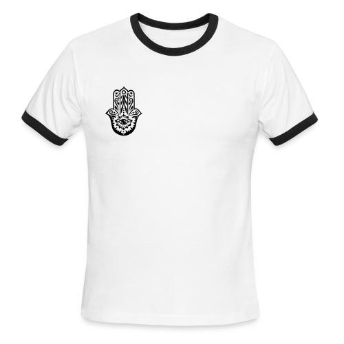 Nazar - Men's Ringer T-Shirt