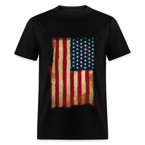 USA Flag - Men's T-Shirt