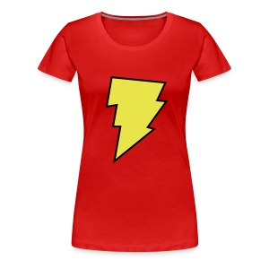Big Bolt - Women's Premium T-Shirt