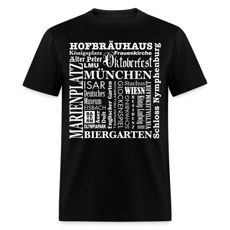 01 bayern bavaria muenchen munich germany t shirt. Black Bedroom Furniture Sets. Home Design Ideas