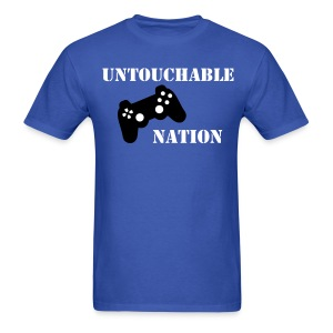 Untouchable Nation Playstation Tee! - Men's T-Shirt