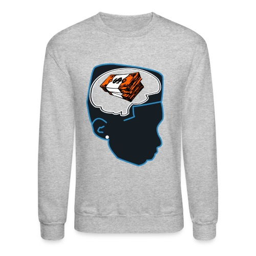 Jordan bobcat 10s sweatshirt Money on my mind Jordan 10 bobcats crewneck - Crewneck Sweatshirt