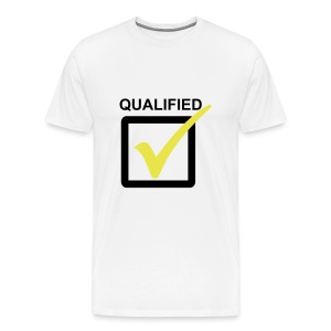 QUALIFIED - Men's Premium T-Shirt