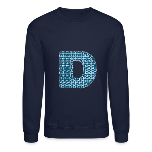 Men's Logo D sweatshirt - Crewneck Sweatshirt