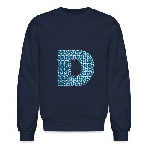 Men's Logo D sweatshirt - Crewneck Sweatshirt
