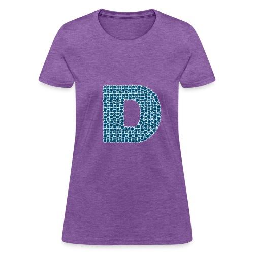 Women's Logo D T-shirt - Women's T-Shirt