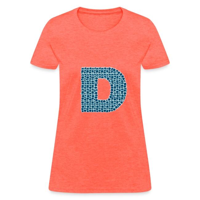 Women's Logo D T-shirt