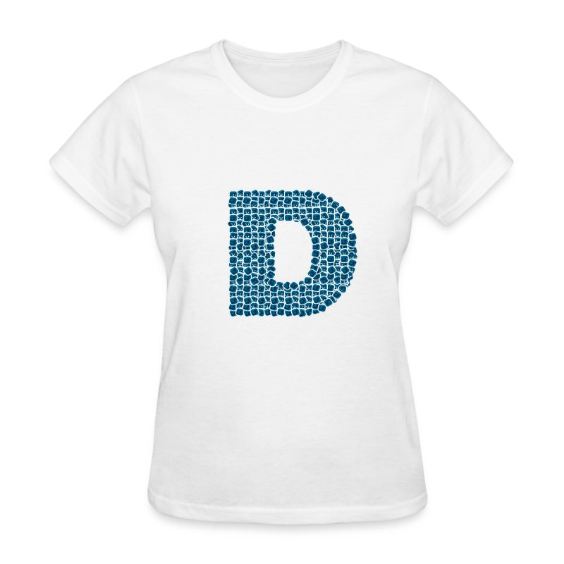 Women's Logo D T-shirt - Women's T-Shirt