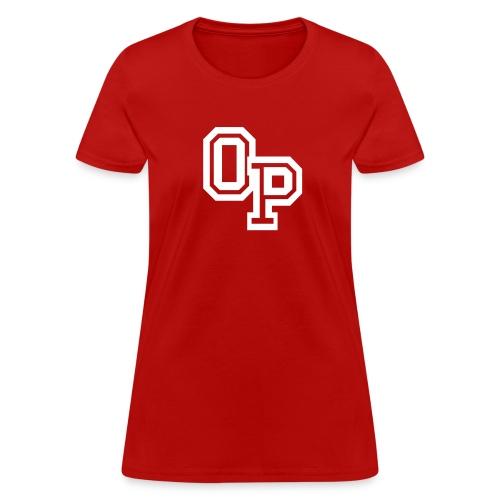 OP - Women's T-Shirt