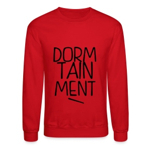 Men Dt underscore sweatshirt  - Crewneck Sweatshirt