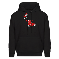 Hoodies ~ Men's Hoodie ~ Cupid Kills [cupid]