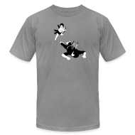 T-Shirts ~ Men's T-Shirt by American Apparel ~ Cupid Kills [cupid]