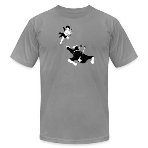 Cupid Kills [cupid] - Men's T-Shirt by American Apparel