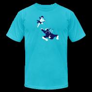 T-Shirts ~ Men's T-Shirt by American Apparel ~ Cupid Kills [cupid]