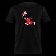 T-Shirts ~ Men's T-Shirt ~ Cupid Kills [cupid]