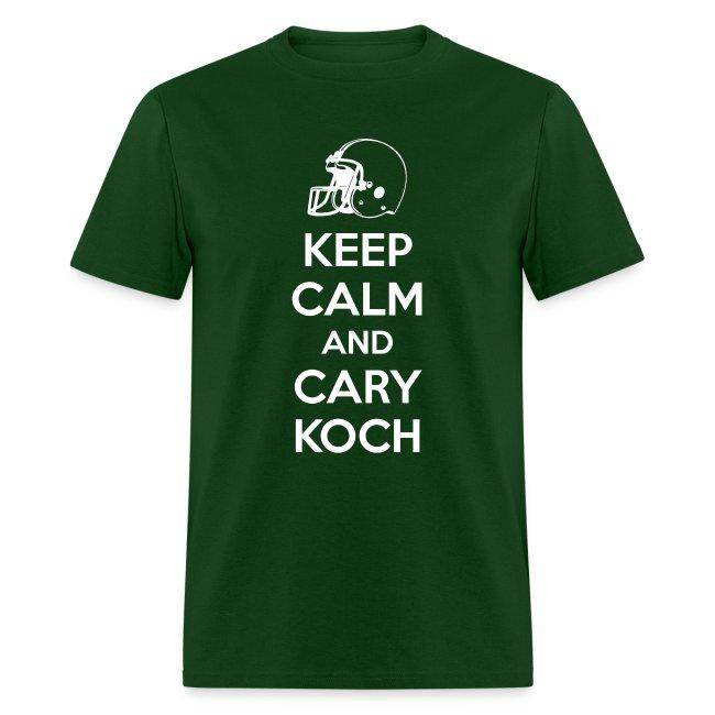 Keep Calm and Cary Koch (Male)