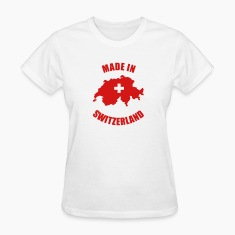 Made in Switzerland Women's T-Shirts