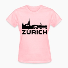 Zurich Women's T-Shirts