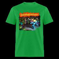 T-Shirts ~ Men's T-Shirt ~ Men's T Shirt: STARTLED!