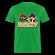 T-Shirts ~ Men's T-Shirt ~ Men's T Shirt: WEEEEEZY!