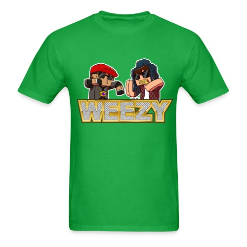 Men's T Shirt: WEEEEEZY! - Men's T-Shirt