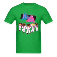 T-Shirts ~ Men's T-Shirt ~ Men's T Shirt: WELCOME TO KLUB ICE!