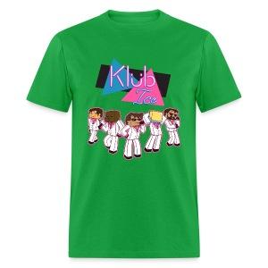Men's T Shirt: WELCOME TO KLUB ICE! - Men's T-Shirt