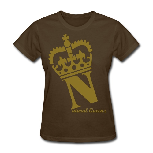 Natty Queenz - Women's T-Shirt