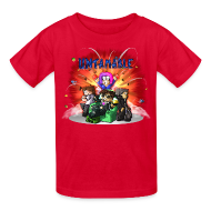 Kids' Shirts ~ Kids' T-Shirt ~ Kid's T Shirt: UNTAMABLE!