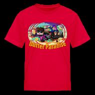 Kids' Shirts ~ Kids' T-Shirt ~ Kid's T Shirt: BUTTER PARADISE!
