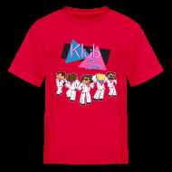 Kids' Shirts ~ Kids' T-Shirt ~ Kid's T Shirt: WELCOME TO KLUB ICE!