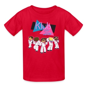Kid's T Shirt: WELCOME TO KLUB ICE! - Kids' T-Shirt