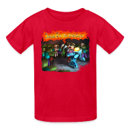 Kids' Shirts ~ Kids' T-Shirt ~ Kid's T Shirt: STARTLED!